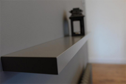 Gallery Of Self Paint Floating Shelves 4