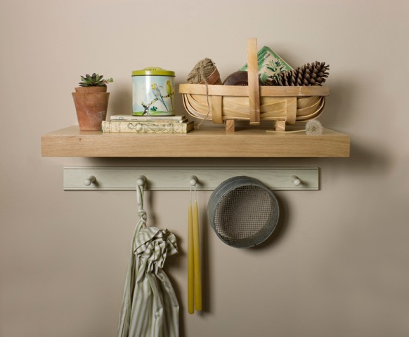 Floating basin counter tops bespoke nature - Gallery Of Oak Floating Shelves Bespoke Nature