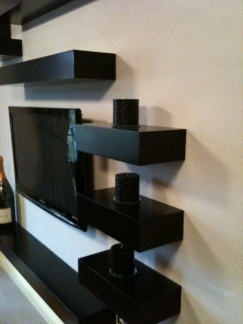 photo block shelves