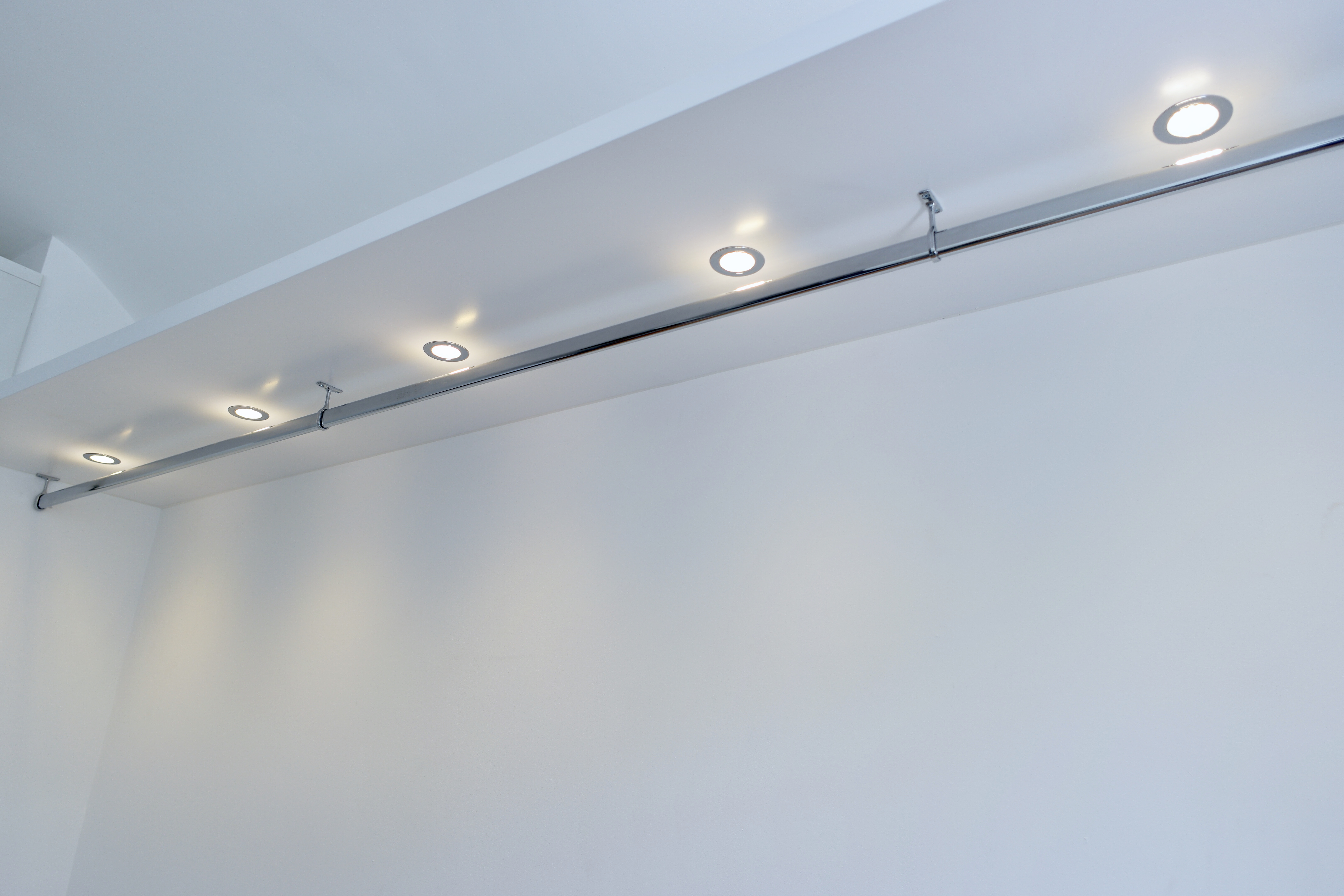 Gallery Of Floating Shelves With Lights Bespoke Nature